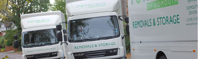 potburys removals furniture